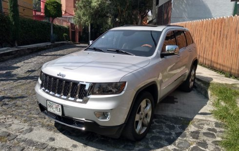 Auto usado Jeep Grand Cherokee 2012 a un precio increíblemente barato