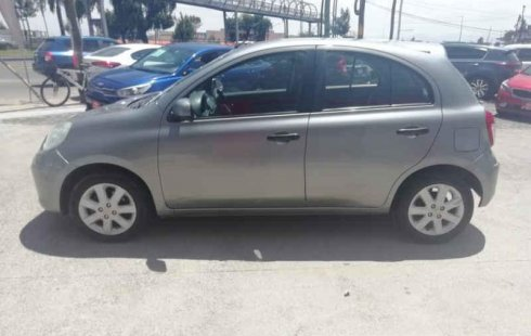 Nissan March 2012 en Metepec