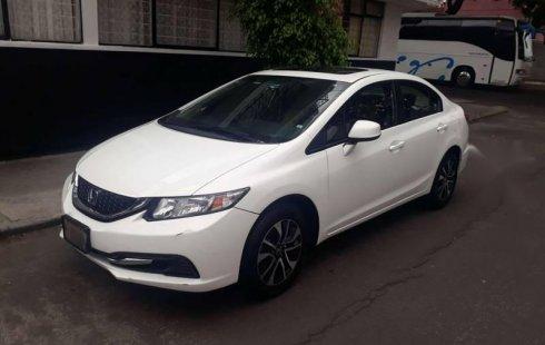 Honda Civic 2013 barato en Azcapotzalco