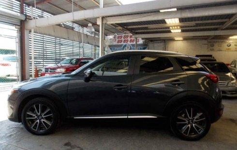 SHOCK!! Un excelente Mazda CX-3 2017, contacta para ser su dueño