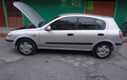 Nissan Almera 2002 barato en Naucalpan de Juárez