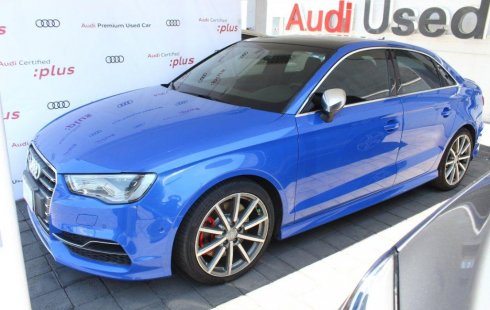 Vendo un carro Audi S3 2016 excelente, llámama para verlo