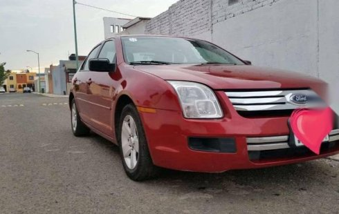Quiero vender inmediatamente mi auto Ford Fusion 2007 muy bien cuidado