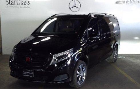 Mercedes-Benz Clase V impecable en México State más barato imposible