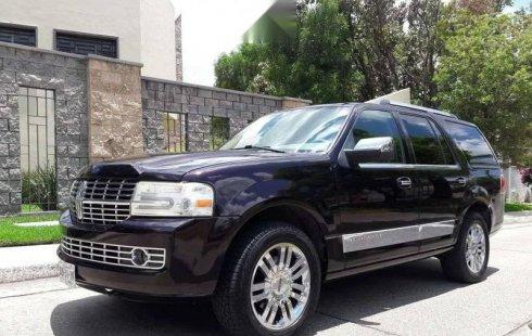 Quiero vender cuanto antes posible un Lincoln Navigator 2007