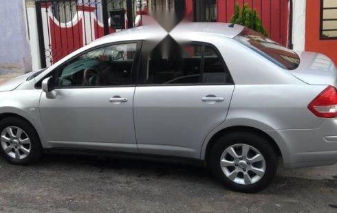 Nissan Tiida 2011 usado