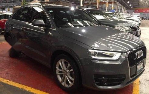 Audi Q3 impecable en Tlalnepantla de Baz