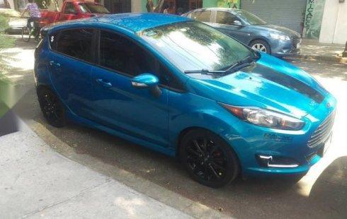 Precio de Ford Fiesta 2015