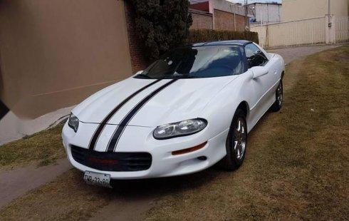Quiero vender un Chevrolet Camaro usado