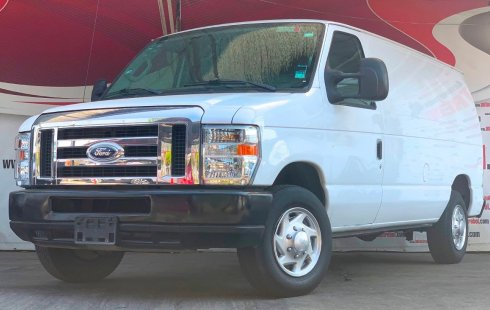 SHOCK!! Un excelente Ford Econoline Van 2013, contacta para ser su dueño