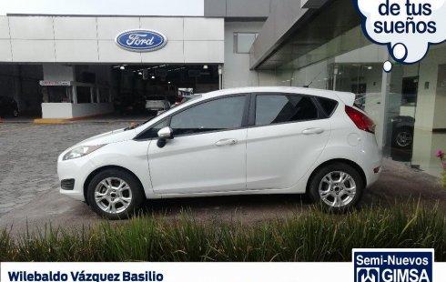 Me veo obligado vender mi carro Ford Fiesta 2015 por cuestiones económicas