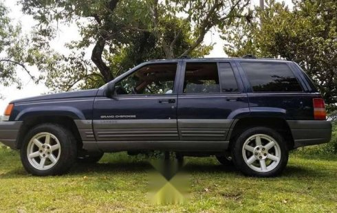 Se vende un Jeep Grand Cherokee de segunda mano