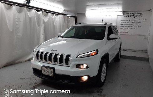 Precio de Jeep Cherokee 2015