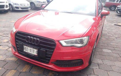 Audi A3 impecable en Coyoacán