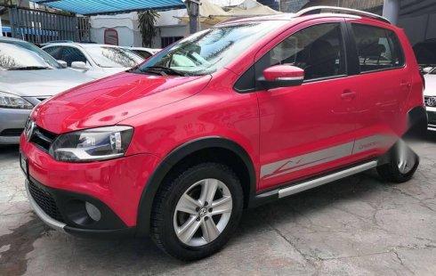 Quiero vender cuanto antes posible un Volkswagen CrossFox 2011