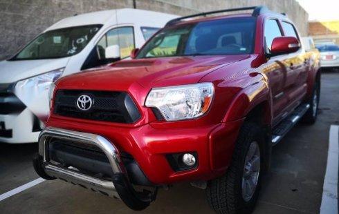 Llámame inmediatamente para poseer excelente un Toyota Tacoma 2014 Automático