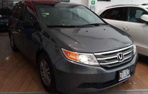 Se vende urgemente Honda Odyssey 2012 Automático en Coyoacán