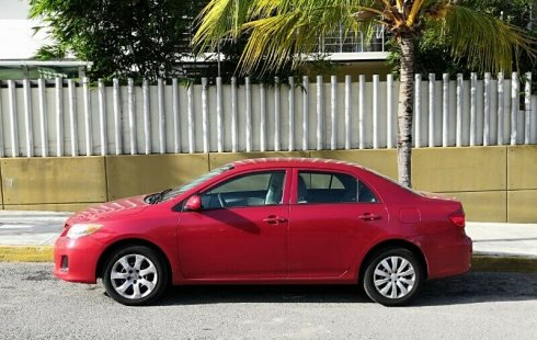 Quiero vender inmediatamente mi auto Toyota Corolla 2013 muy bien cuidado