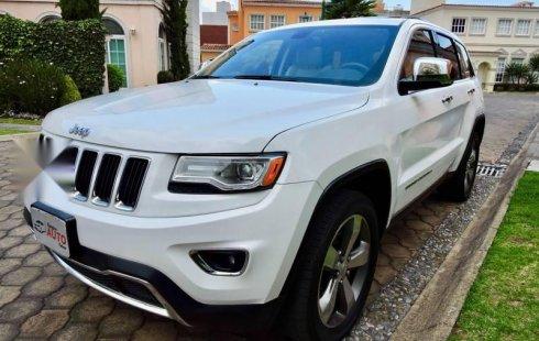En venta un Jeep Grand Cherokee 2015 Automático muy bien cuidado