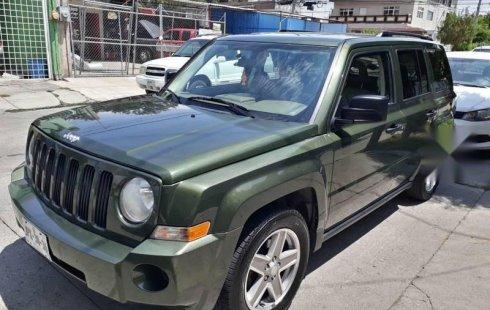 Se vende urgemente Jeep Patriot 2007 Automático en Guadalajara