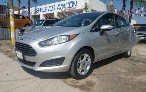 Ford Fiesta impecable en Zapopan más barato imposible