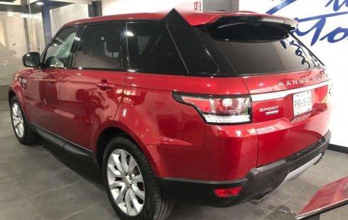 Land Rover Range Rover Sport Automático
