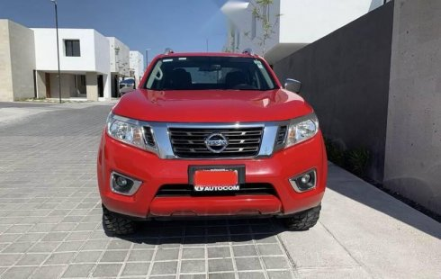 Nissan Frontier 2017 barato