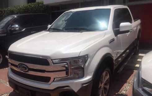 Ford Lobo 2019 barato en Zapopan