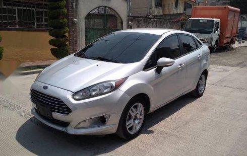 Ford Fiesta 2015 barato en Naucalpan de Juárez