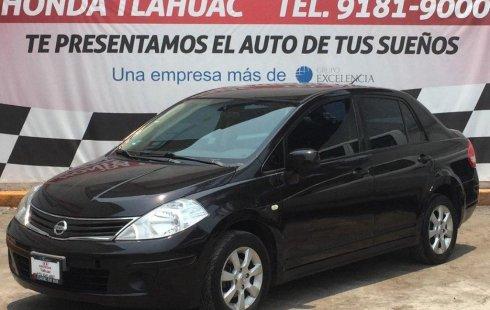 Quiero vender inmediatamente mi auto Nissan Tiida 2011 muy bien cuidado