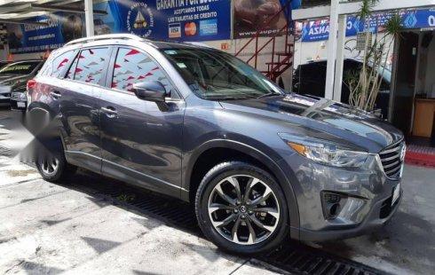 Quiero vender inmediatamente mi auto Mazda CX-5 2016 muy bien cuidado