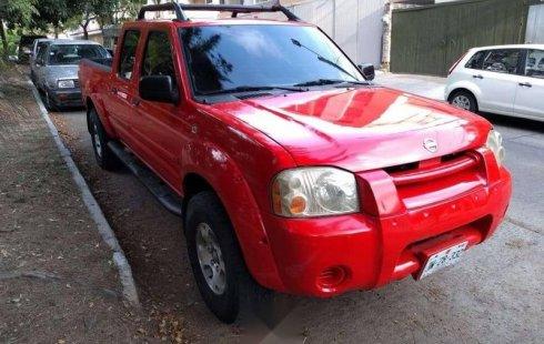 Quiero vender urgentemente mi auto Nissan Frontier 2002 muy bien estado