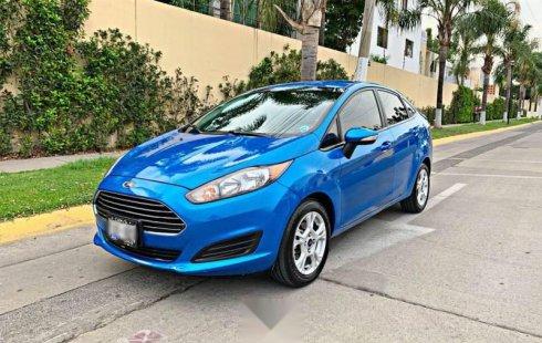 SHOCK!! Un excelente Ford Fiesta 2015, contacta para ser su dueño