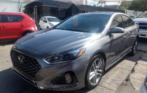 Quiero vender cuanto antes posible un Hyundai Sonata 2018