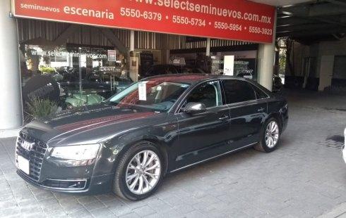 Urge!! En venta carro Audi A8 2018 de único propietario en excelente estado