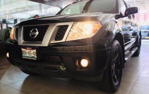 Coche impecable Nissan Frontier con precio asequible
