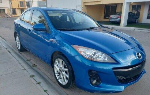 Se vende urgemente Mazda 3 2013 Manual en Soledad de Graciano Sánchez