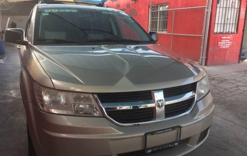 En venta un Dodge Journey 2009 Automático en excelente condición