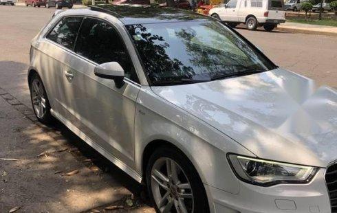 Se vende urgemente Audi A3 2014 Automático en Coyoacán
