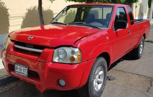 Vendo un Nissan Frontier por cuestiones económicas