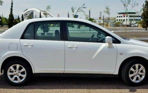 SHOCK!! Un excelente Nissan Tiida 2011, contacta para ser su dueño
