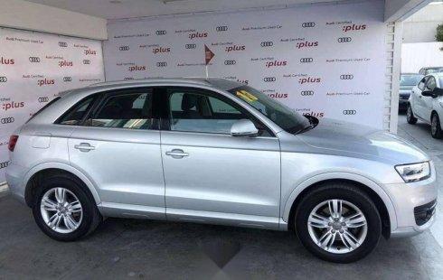 SHOCK!! Un excelente Audi Q3 2013, contacta para ser su dueño