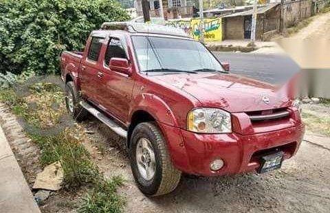 Quiero vender un Nissan Frontier en buena condicción