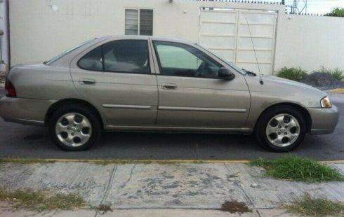 Urge!! Vendo excelente Nissan Sentra 2003 Automático en en Nuevo León