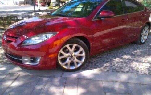 Un Mazda Mazda 6 2009 impecable te está esperando