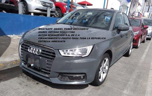 Bonito Audi A1 2016 Puebla