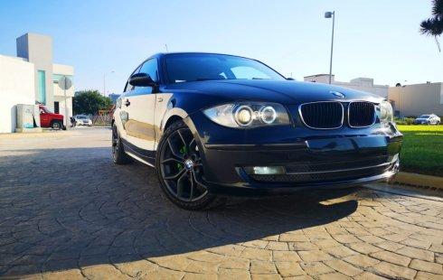 BMW Series 1 Negro