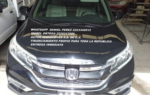 Equipada CR-V EX 2015 Puebla