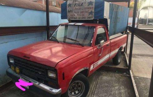 Auto usado Ford Ranger 1988 a un precio increíblemente barato