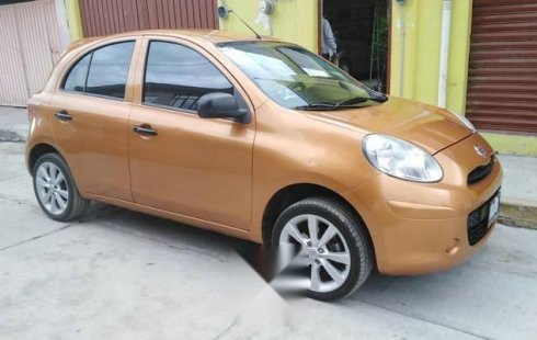 Nissan March Manual